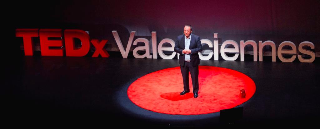 Michel_Poulaert_Conferencier_TEDx_Valenciennes
